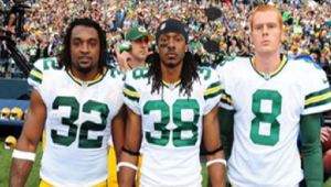 Aaron Rodgers' memorable photobombs
